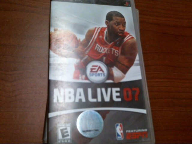 SONY Sony PSP NBA LIVE 07