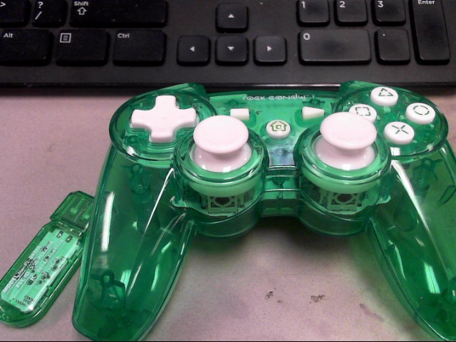 ROCK CANDY Video Game Accessory PS3 CONTROLLER