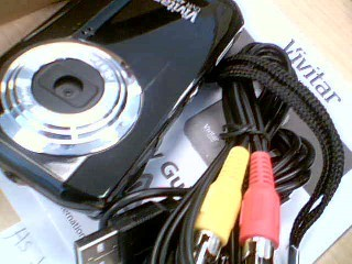 VIVITAR Camcorder DVR 426HD