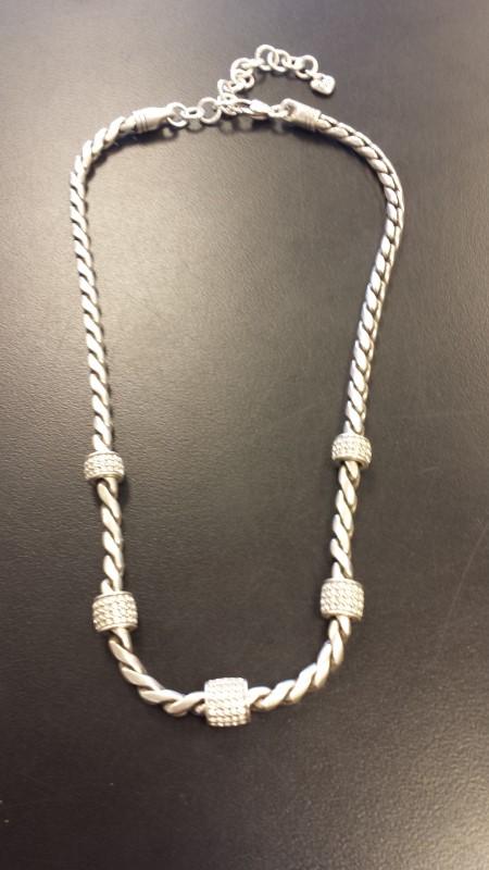 """16"""" Silver Fashion Chain 925 Silver 51.2g"""