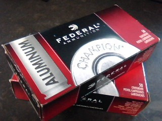 FEDERAL AMMUNITION Ammunition 9MM LUGER 115 FMJ