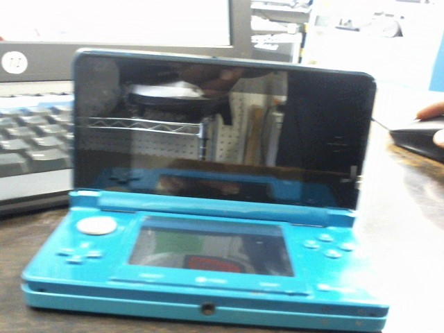 NINTENDO Video Game System 3DS - HANDHELD GAME CONSOLE