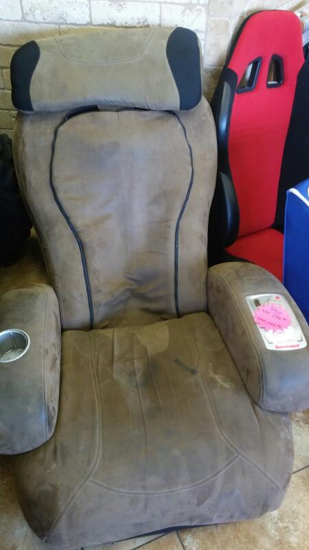 THE SHARPER IMAGE Chair IJOY TURBO 2