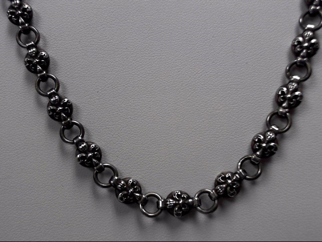 """King Baby Sterling Silver 22"""" Chain 66.g .925"""