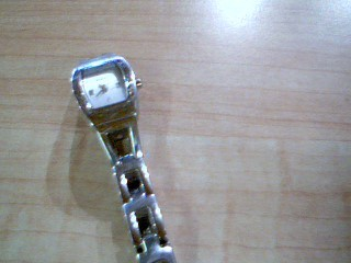 FOSSIL Lady's Wristwatch ES-9381