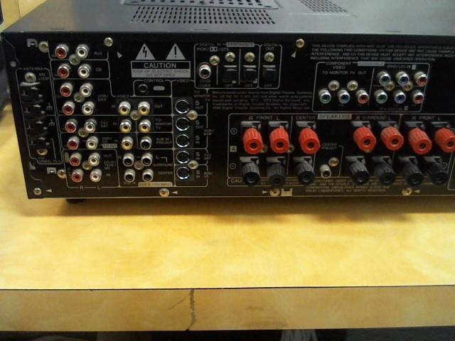 RCA Receiver 31-5012