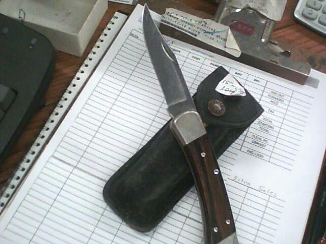 BUCK KNIVES Hunting Knife HUNTING KNIFE 110C