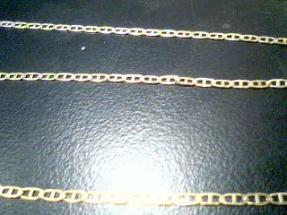 Gold Link Chain 14K Yellow Gold 2.1g