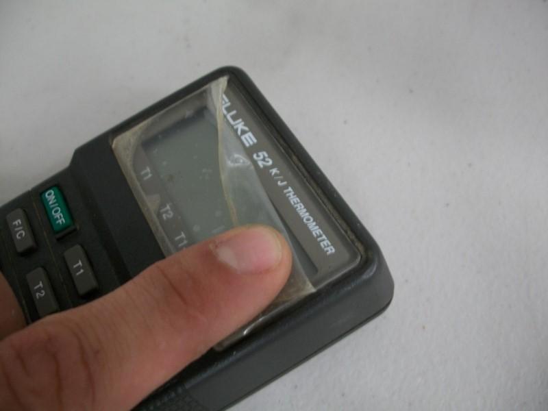 FLUKE Multimeter 52 THERMOMETER