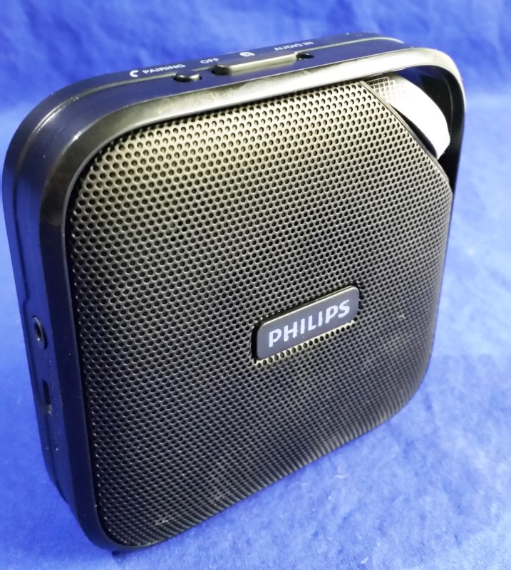 PHILIPS PORTABLE SPEAKER BT2500B/37