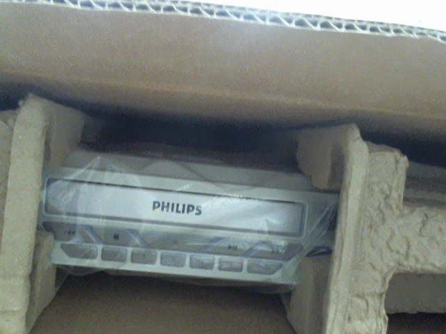 PHILIPS CD Player & Recorder AJ6111 KITCHEN CLOCK