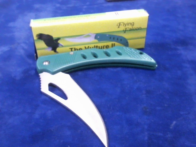 FROST CUTLERY Hunting Knife FLYING FALCON