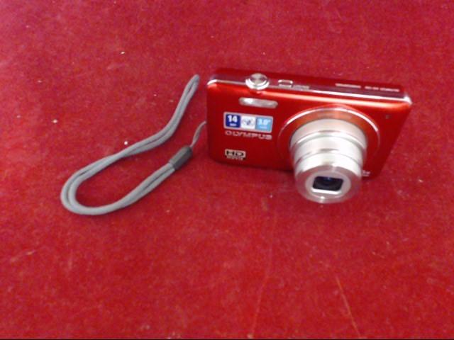 OLYMPUS Digital Camera VG-120
