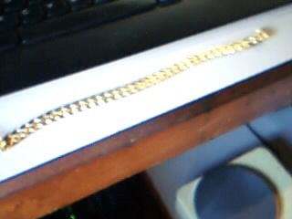 Gold Bracelet 14K Yellow Gold 15.7g