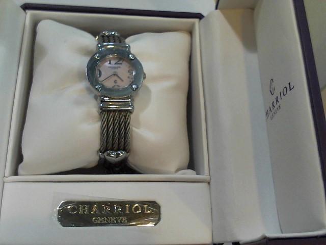 PHILIPPE CHARRIOL Lady's Wristwatch 028/2