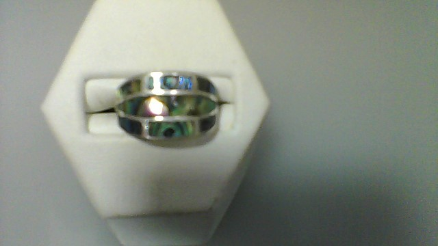 Lady's Silver Ring 925 Silver 2.73g