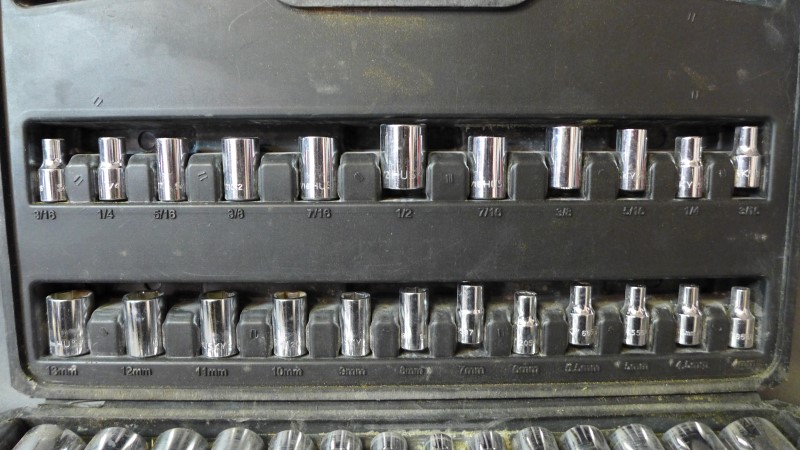 HUSKY SOCKET SET tools