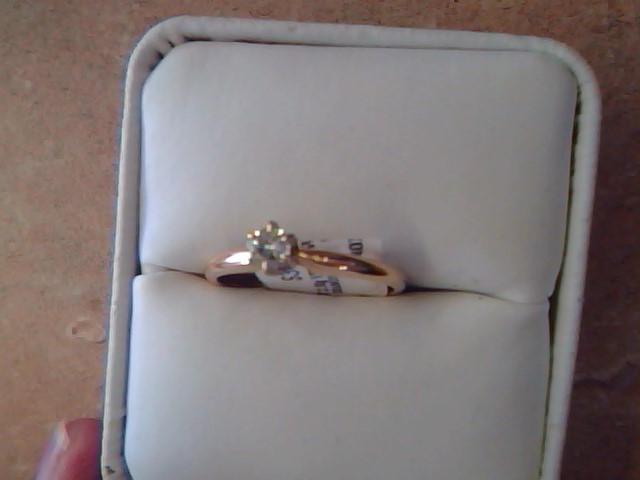 DIAMOND RING JEWELRY , 14KT, 2.3