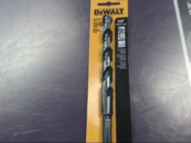 """DEWALT Drill Bits 1/2""""/Blades DW1132"""