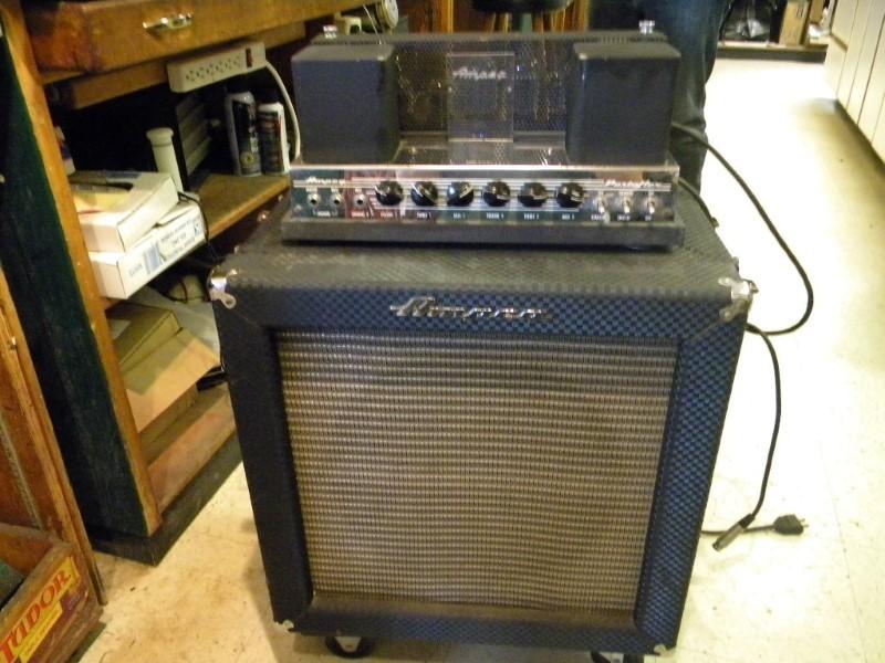 AMPEG Vintage Amplifier B-15-N