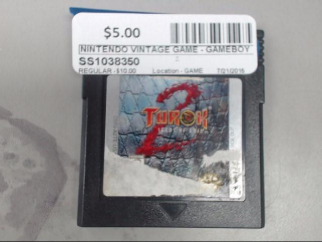TUROK 2 GB