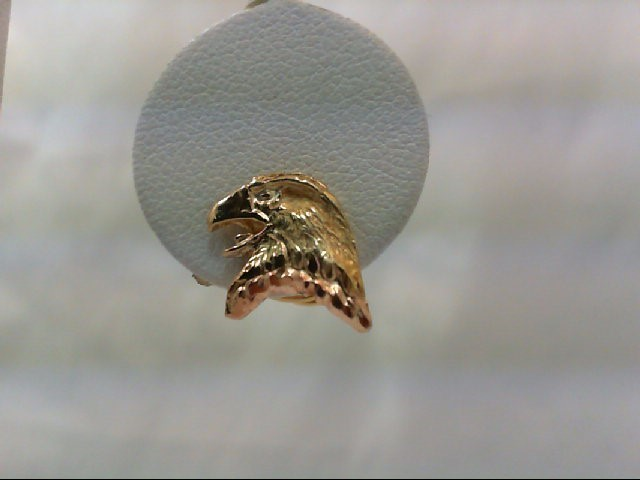 Gold-Misc. 10K 2 Tone Gold 1.4g