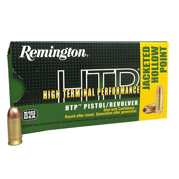 REMINGTON FIREARMS Ammunition HTP .380 ACP (RTP380A1)