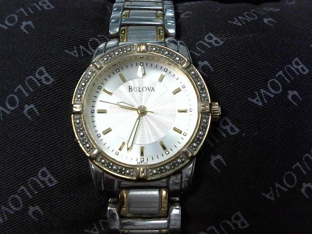 BULOVA Lady's Wristwatch 98R143