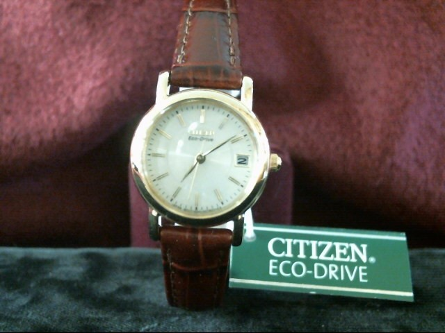 CITIZEN Lady's Wristwatch EW1272-01P