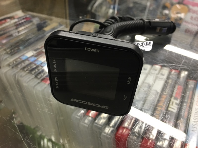 SCOSCHE IPOD/MP3 Accessory FMTD3