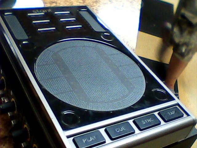 STANTON Electronic Instrument DASCRATCH
