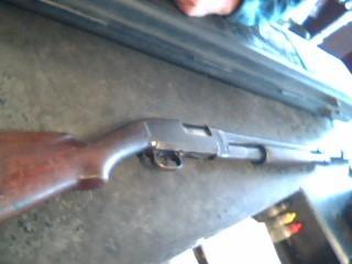 WINCHESTER Shotgun MODEL 1912