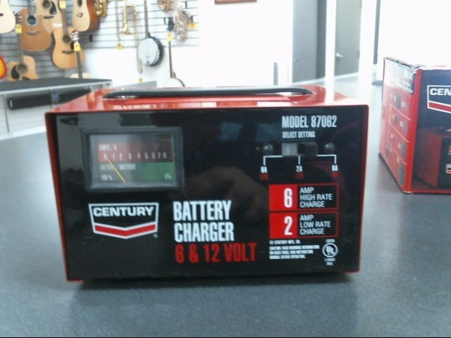 CENTURY Battery/Charger 141-194-104 BATTERY CHATGER