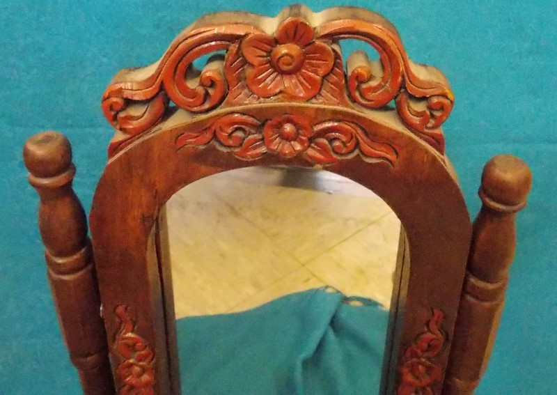 MISC HOUSEHOLD NEW MISC NEW MISC WILD GINGER IMPORTS; HAND CARVED WOOD FRAMED DE