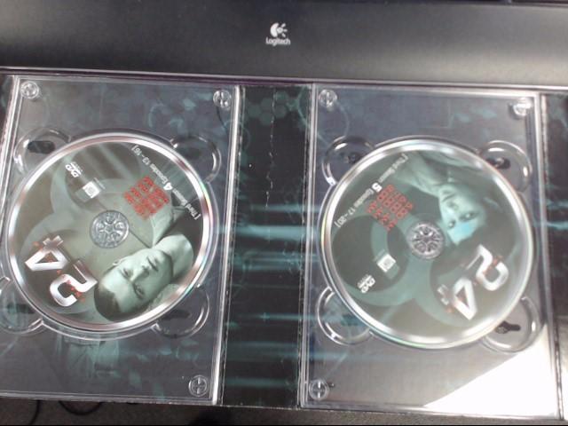 DVD BOX SET 24: SEASON THREE (2004)