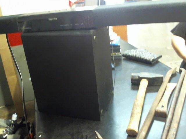 PHILIPS Surround Sound Speakers & System HTL2151/F7