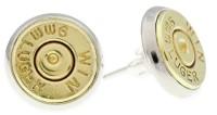 LUCKY SHOT Accessories BULLET STUD EARRINGS