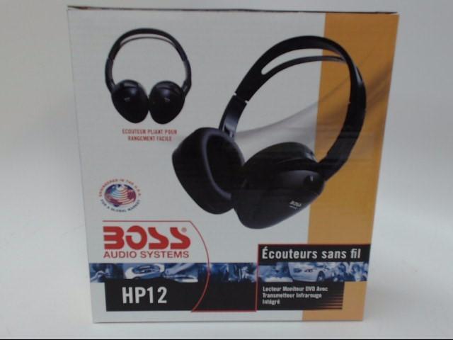 BOSS HP12
