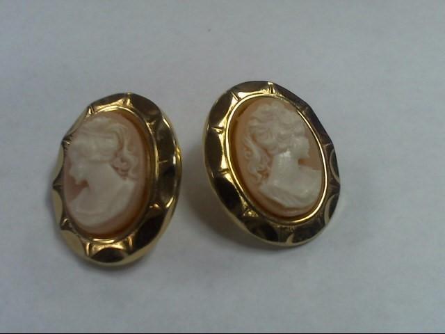 Earrings Antique Stainless 5.4g