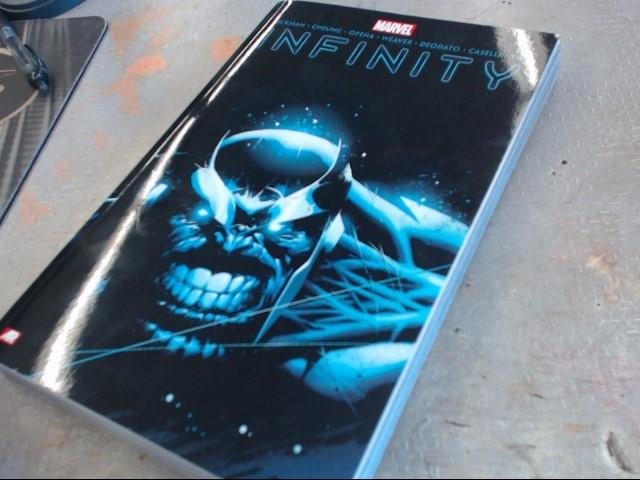 MARVEL Comic Book INFINITY TRADE PAPERBACK