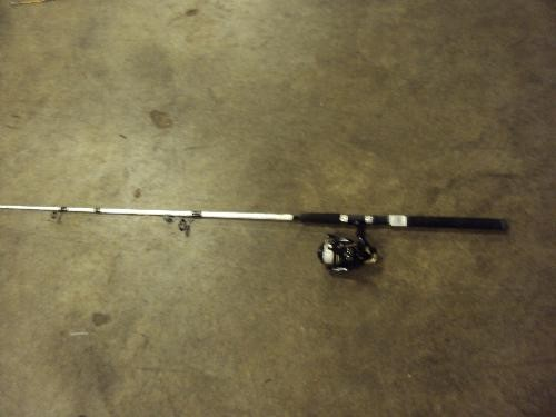 Shakespeare fishing pole tiger s brand new buya for Tiger fishing rod