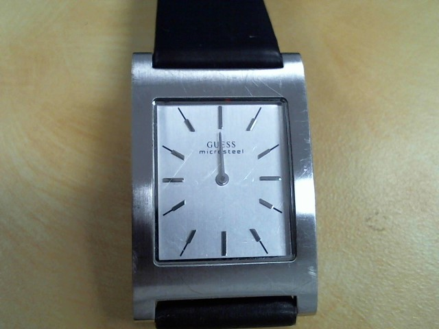 GUESS Gent's Wristwatch G85344G MICROSTEEL