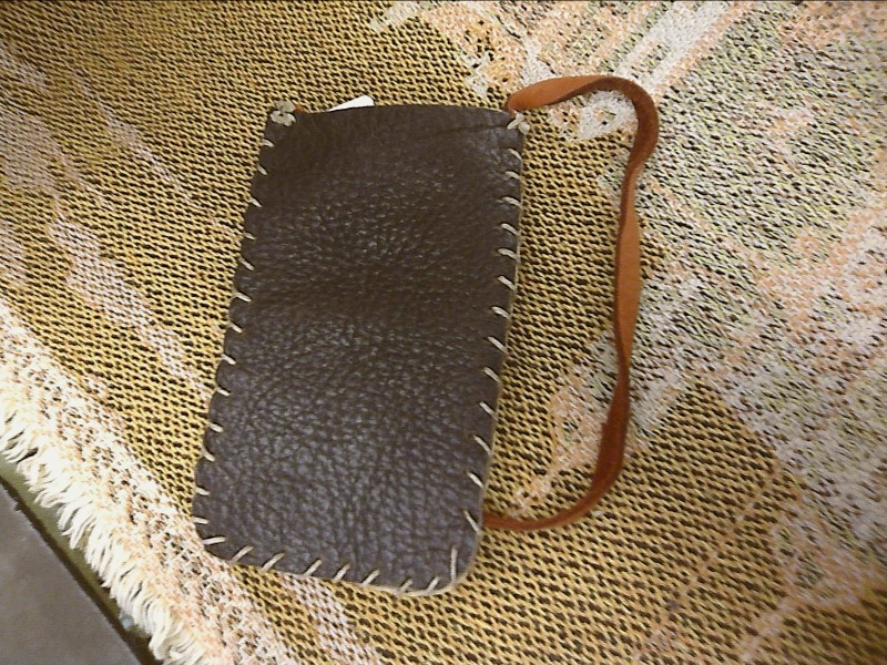 MISC COLLECTIBLES MISC USED MERCH MISC USED MERCH; MEDICINE BAG