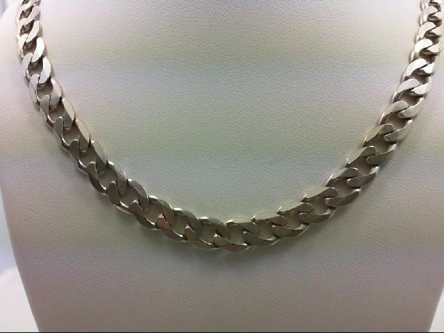 "20"" Silver Chain 925 Silver 31.5g"