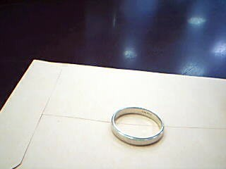 Gent's Gold Wedding Band 14K Yellow Gold 3.64g