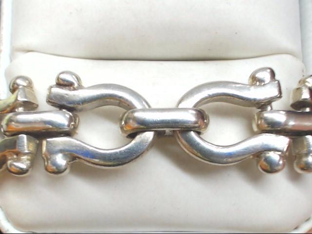 Silver Bracelet 925 Silver 42.9g