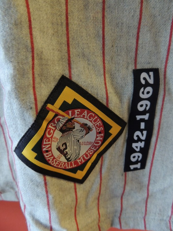 NEGRO LEAGUE JERSEY KANSAS CITY MONARCHS - EXTRA LARGE
