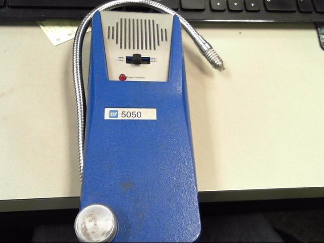 TIF Leak Detector AUTOMATIC HALOGEN LEAK DETECTOR 5050
