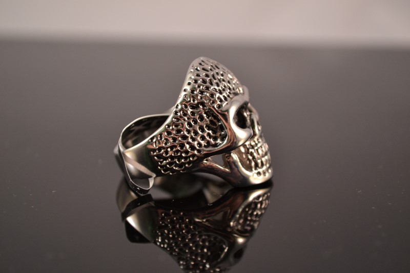 Gent's Ring Silver Stainless 23.5g