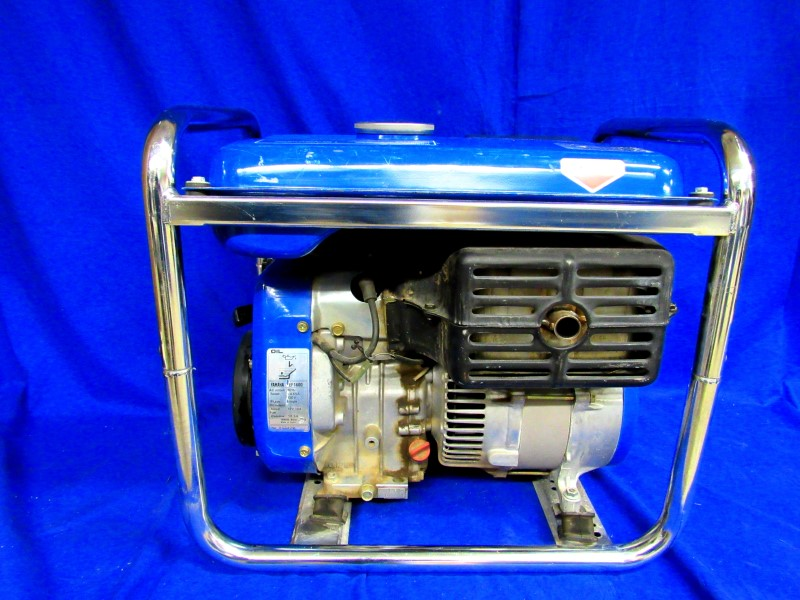 Yamaha ef1600 1600w generator good buya for Yamaha generator for sale